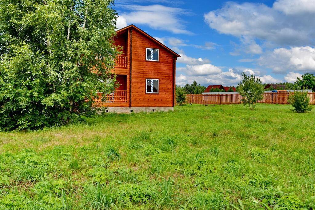Купить дом в деревне в подмосковье по ярославке