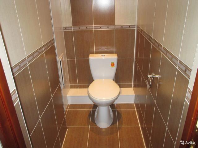 Ремонт в туалете своими руками стоимость
