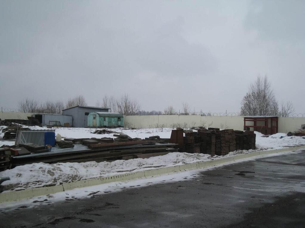 Подмосковье, Солнечногорский район, Осипово 3