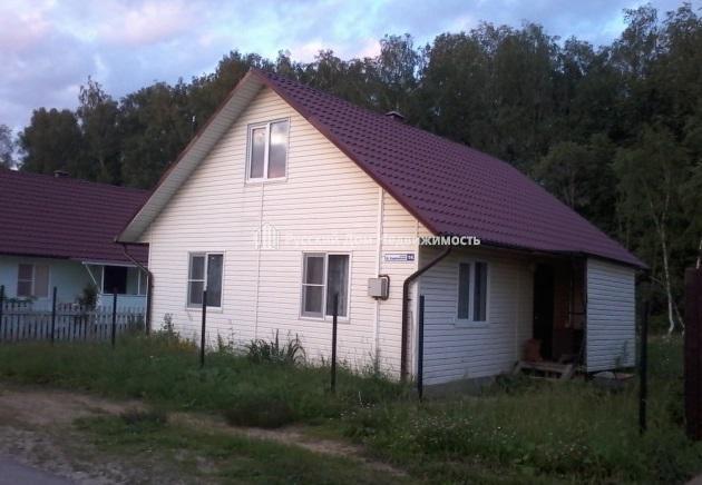 Новый, качественный дом 160 кв м пмж, с центральными коммуникациями, д кабицыно, обнинск