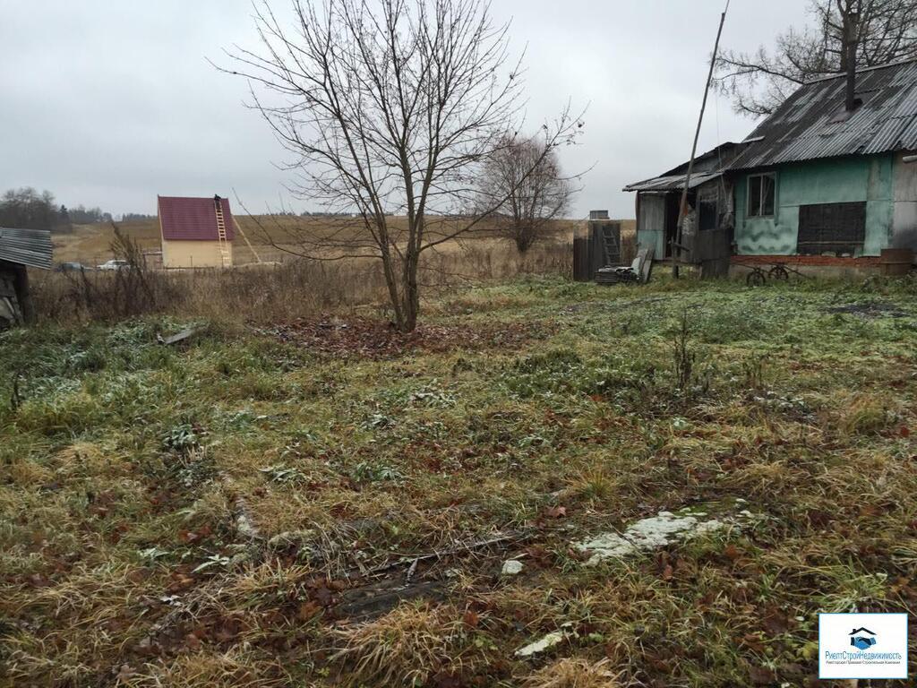 Продаю земельный участок в деревне шохово можайского района 20 сот, ижс в можайском районе