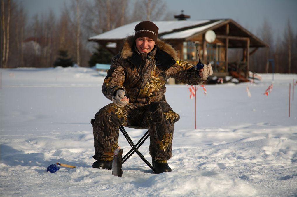 рыбалка в безбородово тверская область