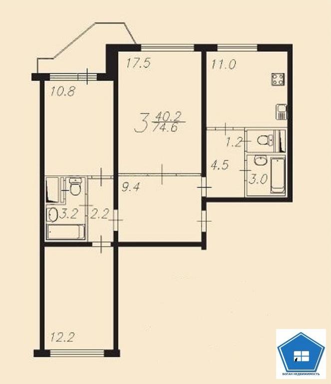 Дом пд 4 / планировки / варианты перепланировки квартир.