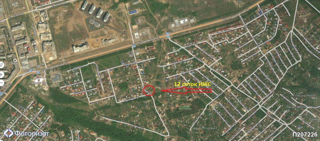 Продам участок, 850000 руб, саратов, волжский р-н, зональный п, приволжская, площадью 1000м2, участок оформлен в