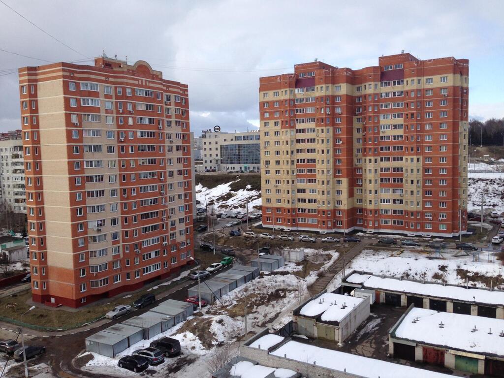 2-х комнатная квартира в щёлково, ул заречная 9