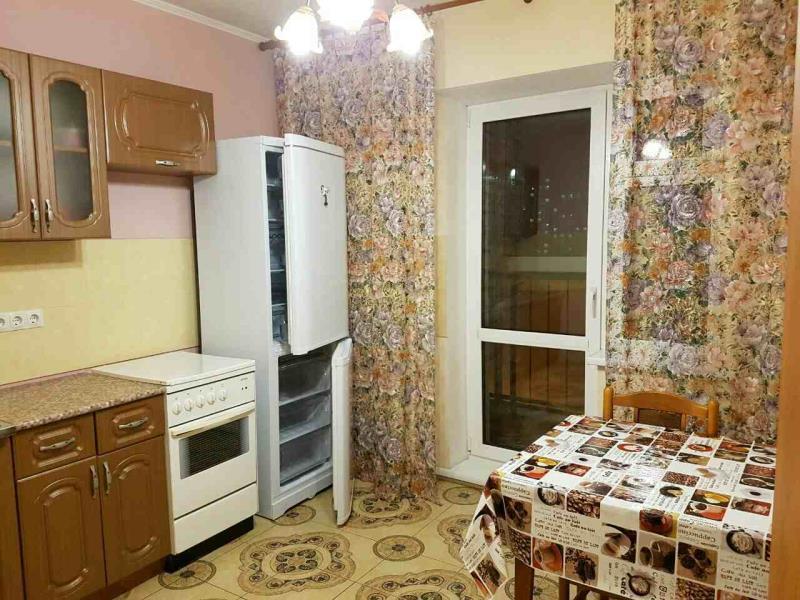 Аренда 1-комнатной квартиры, москва, адмирала лазарева ул, 57