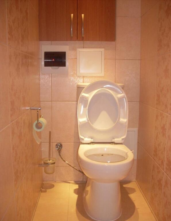 Ремонт в туалете хрущевке