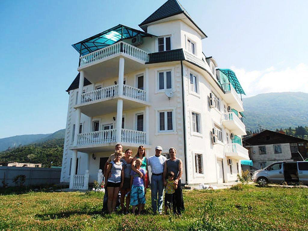 функция термобелья гостевые домики абхазия 2016 2000-м