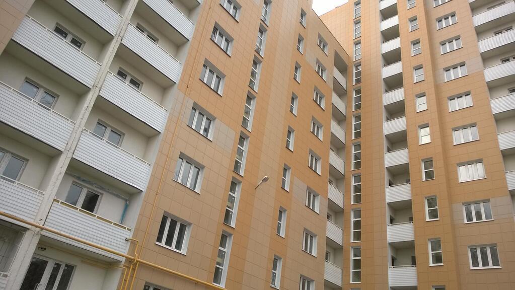 Планировка 2-х комнатная квартира 43,94 жк новый город