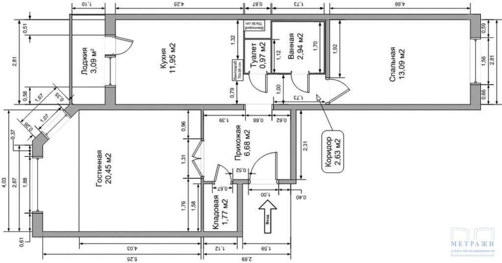 Серия дома ип 46с дизайн