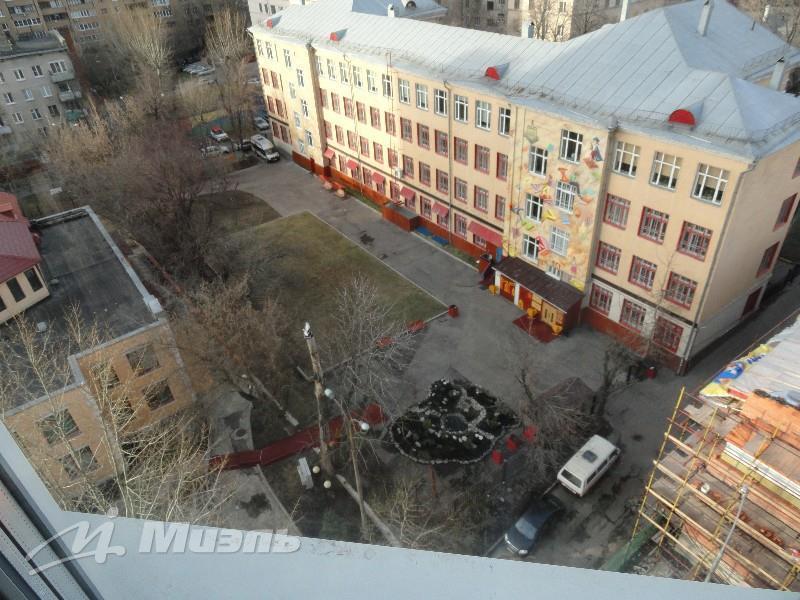 Москва, малый краснопрудный тупик, д 2