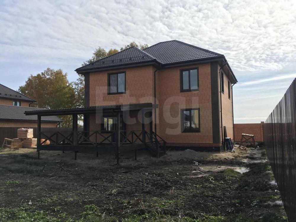 купить дом в дербыши тюменского района