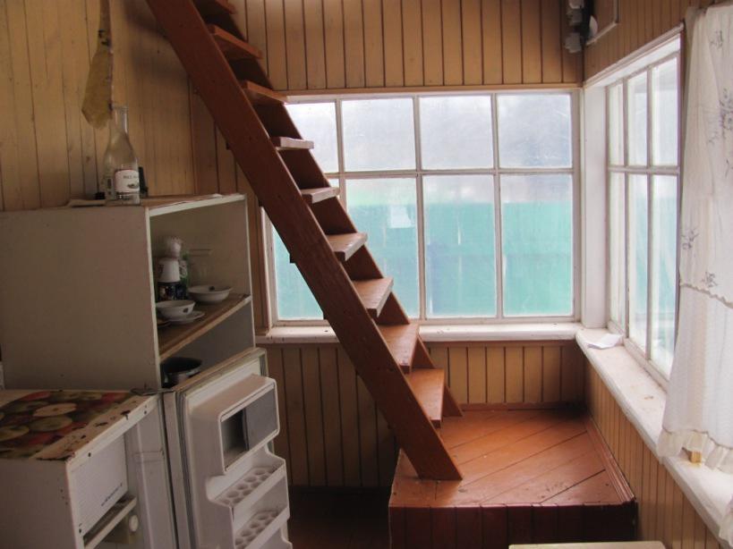 Дизайн внутри дома 6х6