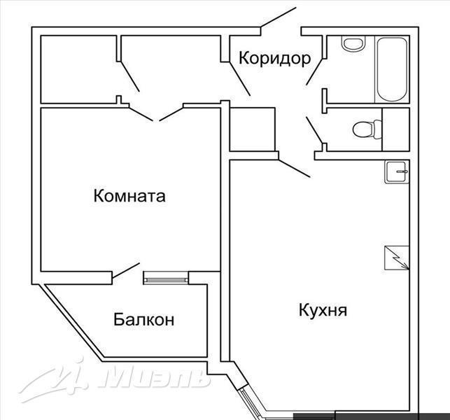 План квартир серии п44 тм каталог изображений.