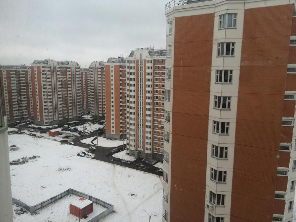 Продаётся 1-комнатная квартира по адресу: московская область, солнечногорский район, д брёхово, мкр школьный
