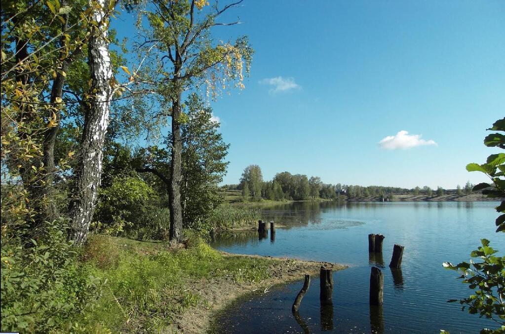 Озеро Пахомово