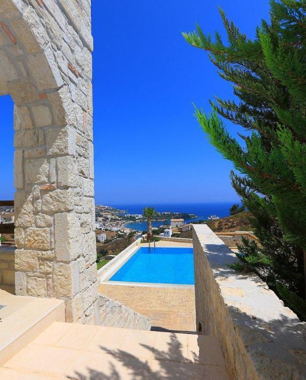 Дом в греции купить недорого у моря крит