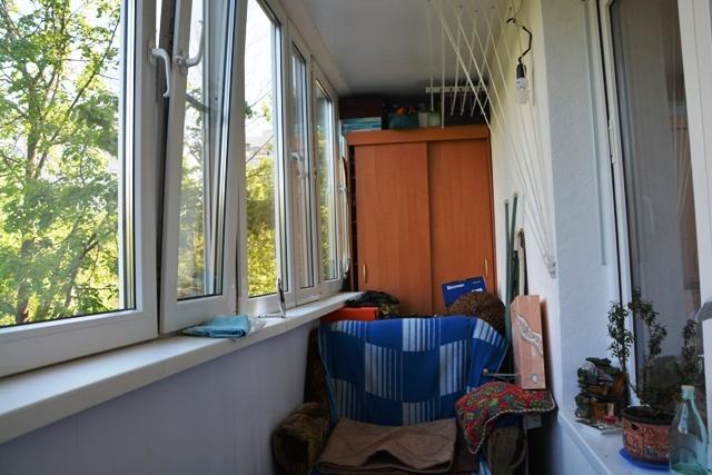 2 500 000 руб., комната с лоджией, купить комнату в квартире.