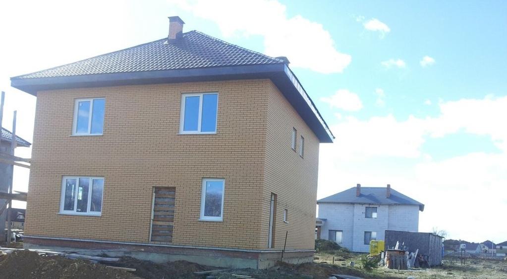 Коттедж 5640 м2 / 78 м2 в кабицыно д, боровском районе, калужской области - 3 199 00000 руб