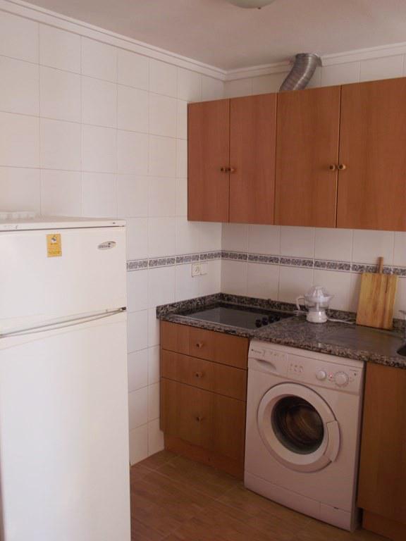 Аренда 1 комнатной квартиры в испании