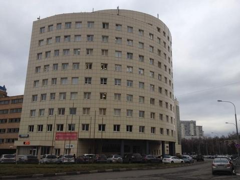 Офис в аренду 660 м2, м.Калужская - Фото 2