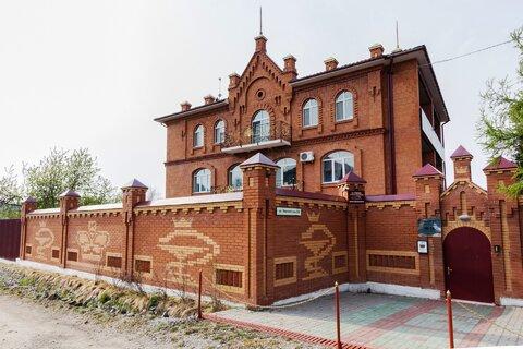 Шикарный кирпичный – 4-х эт. дворец 724 м2 - Фото 4