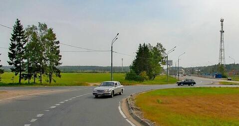 Участок 88 сот на А-107 по Калужскому шоссе для Вашего бизнеса - Фото 5