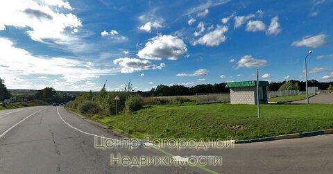 Участок, Калужское ш, Варшавское ш, Симферопольское ш, 60 км от МКАД, . - Фото 1