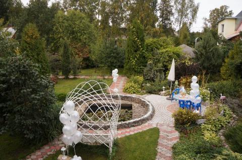 Потрясающий красивый коттедж для свадьбы и юбилея в Шувалово - Фото 2