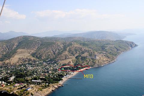 База отдыха. Малореченское, Алушта, Крым - Фото 1