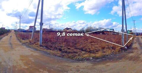 Земельный участок 9.8 соток в СНТ Самсоновка - Фото 2