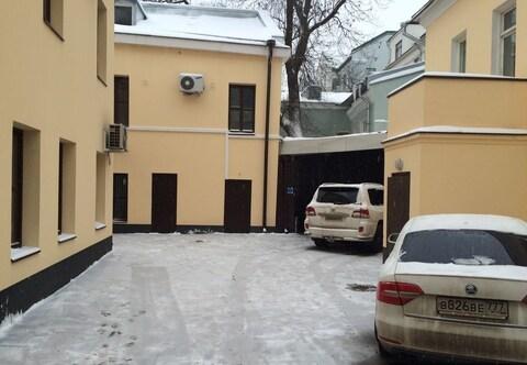Отдельно стоящее здание, особняк, Арбатская Библиотека имени Ленина, . - Фото 2