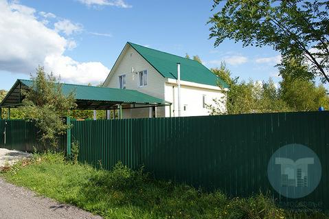 Продается дом в Калужской области со всеми коммуникациями, ИЖС. - Фото 4