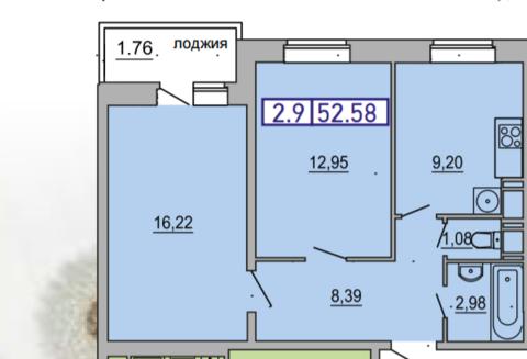 Продажа квартиры, м. Лесная, Кушелевская дор. - Фото 2