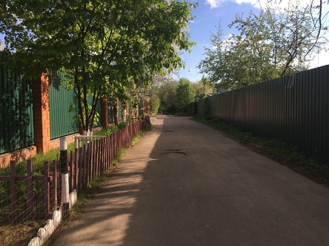 Участок город Домодедово - Фото 5