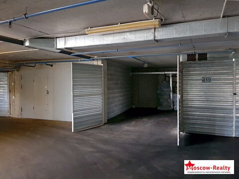 Гараж-бокс, номер 418, общей площадью 18 кв. м. - Фото 4