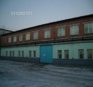 Предлагается в аренду склад - от 1500 м2. Складской комплекс общей пло - Фото 1