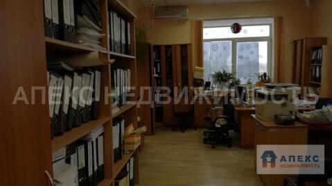 Продажа офиса пл. 318 м2 м. Авиамоторная в бизнес-центре класса С в . - Фото 1