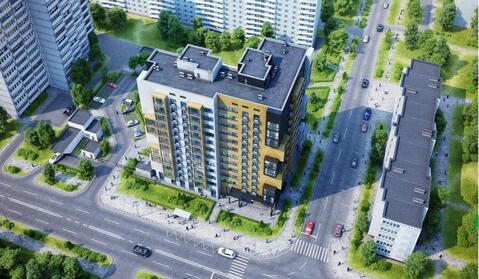 1-комн. квартира 42 кв.м. в доме комфорт-класса СЗАО г. Москвы - Фото 1