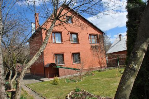 Продажа прекрасного дома 200 кв.м на уч-ке 6.5 сот, Москва, д.Пенино. - Фото 2