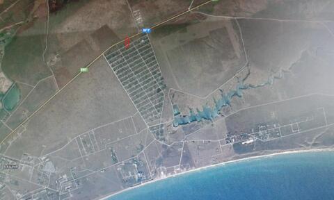 Земля г. Феодосия, Крым - Фото 1