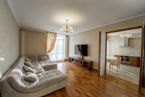 Продается видовая квартира, Шпалерная 60 - Фото 1