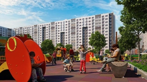 Однокомнатная квартира в Уфе Квартал Энтузиастов Планета - Фото 3