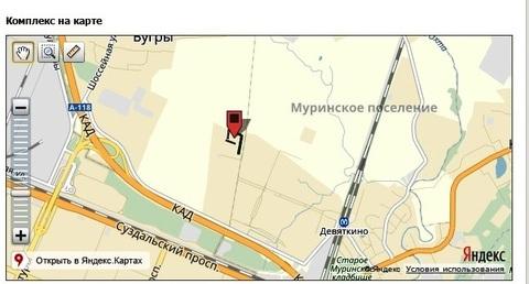 Студия в ЖК up! Светлановский, Воронцовский бульвар д. 5 - Фото 3