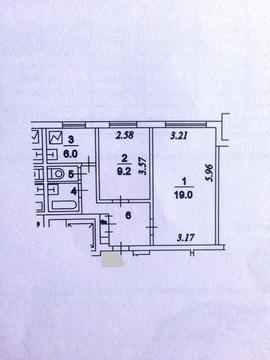 Продам 2-х комнатную квартиру в Кунцево по очень привлекательной цене! - Фото 3