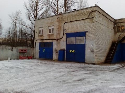 Сдам производственно-складское помещение на Ржевке.