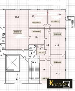 Купи здание в центре города Люберцы 500 кв.м. с земельным участком - Фото 3