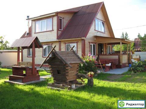 Аренда дома посуточно, Никольское, Тосненский район - Фото 1