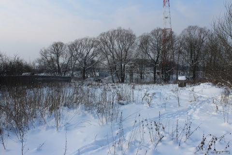 24 сотки Домодедовский район, д.Максимиха - Фото 1