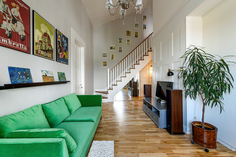 Дизайнерская квартира в лесопарковой зоне - Фото 2